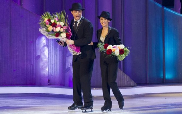Mark Rhodes Dancing On Ice