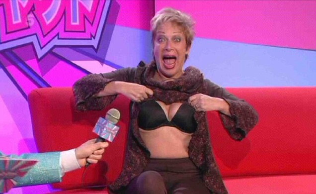 Denise Welch, Celebrity Big Brother