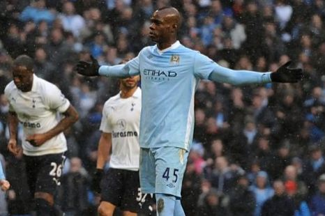 Mario Balotelli, Manchester City, Mark Bright.