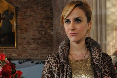 Katherine Kelly Becky McDonald Coronation Street