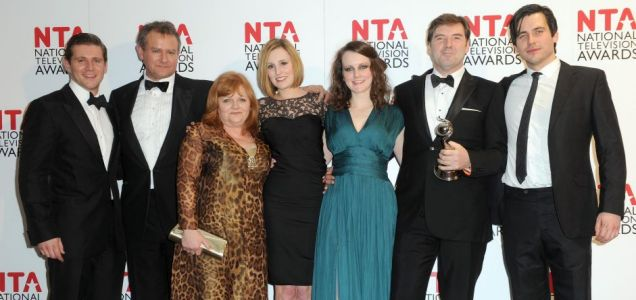 Downton Abbey National Television Awards