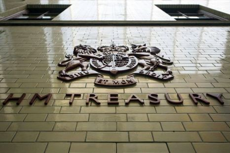 The Treasury 'must get a grip' on its accounts