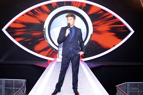 Big Brother Brian Dowling
