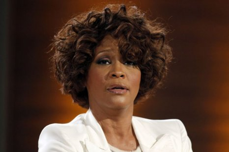 Whitney Houston endured a volatile personal life (Picture: Reuters)