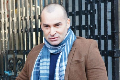 Louie Spence moved to Dancing On Ice after his Sky show Showbusiness was cancelled (Picture: BigPicturesPhoto.com)