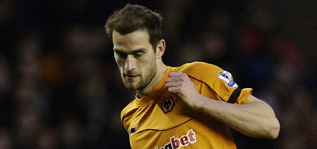 Roger Johnson, Wolverhampton Wanderers