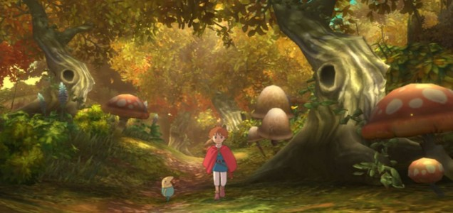 Ni No Kuni: Wrath Of The White Witch - the prettiest game on PS3?