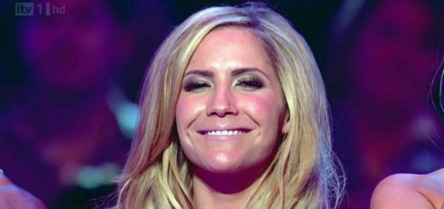 Heidi Range considers herself lucky to be skating in the current series of DOI (Picture: PLANET PHOTOS)