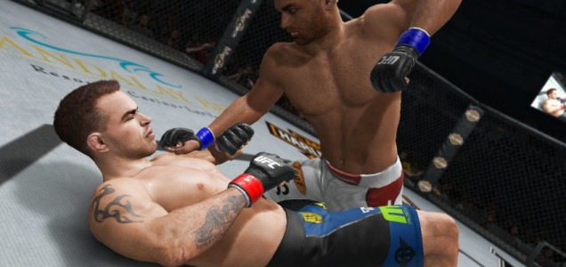 UFC Undisputed 3 (360) - the Marquess of Queensberry would hate this game
