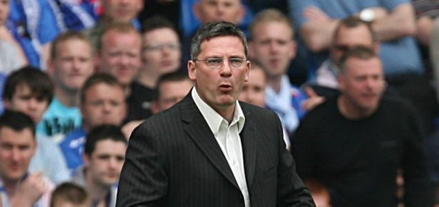 Scotland international football Craig Levein