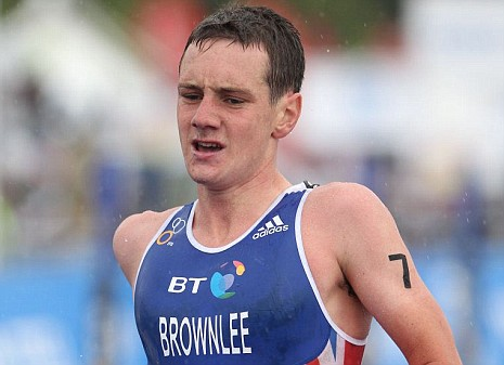 Alistair Brownlee, London 2012