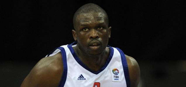 London 2012 Olympics Luol Deng basketball