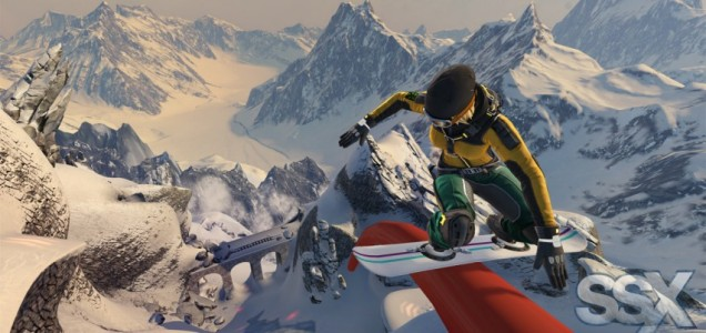 SSX (PS3) - very extreme sports