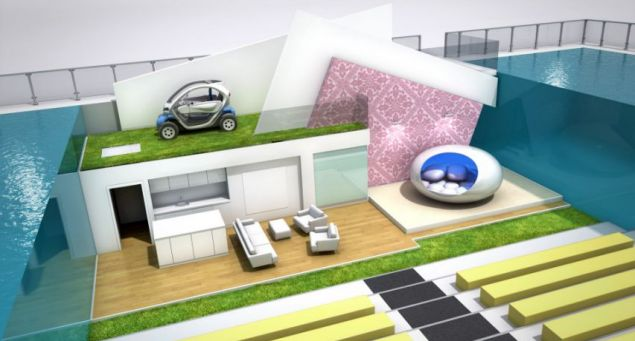Ideal Home Show, House of the Future