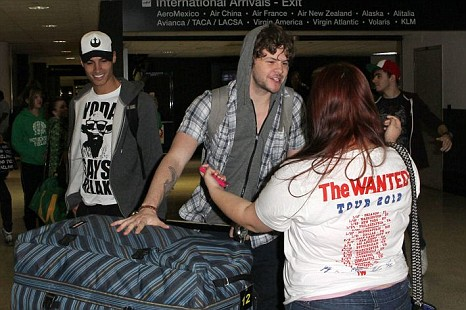 Jay McGuiness, The Wanted
