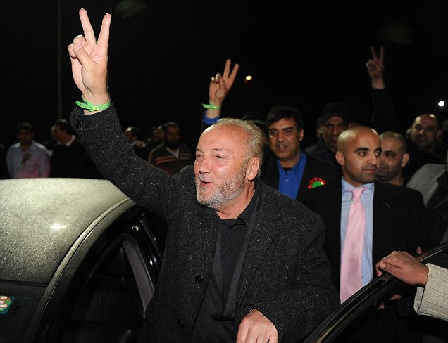 George Galloway, Bradford West by-election