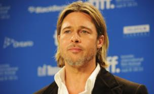 Brad Pitt has revealed he is a reds fan (Getty)