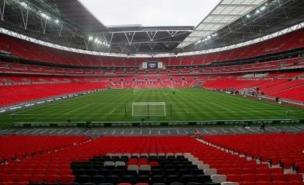 The Carling Cup final at Wembley will not feature national anthems.