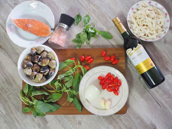 //一鍋隨意煮// 義式水煮魚&noodle 在家也能有廚師級料理!