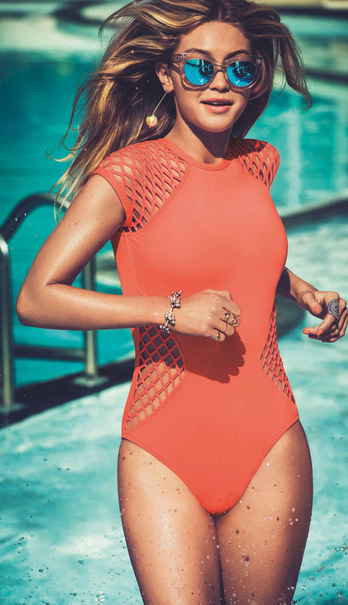 gigi hadid 2015 swimsuit photo gallery si com 4