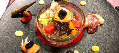 【美食】嘉義║季花KIKA鐵板燒 適合團體聚餐又好停車