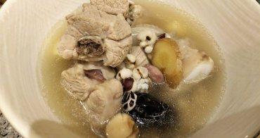 [月子餐食譜]花生四神排骨湯~月子燉品自己煮很簡單
