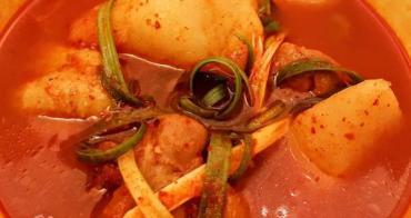 [台北中山區韓式料理]南山塔韓國料理,美味道地的馬鈴薯燉雞,台北韓式料理推薦