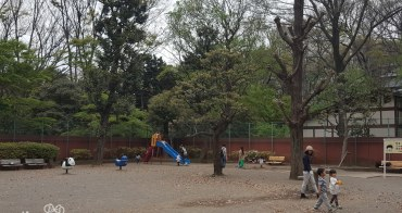 【東京親子景點】駒込站六義公園,六義園旁的東京免費親子公園