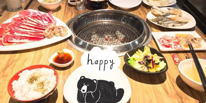 捷運台北車站美食 兩面燒肉 燒肉 v.s 定食 今天你想吃哪一道?