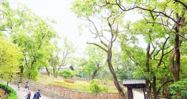新北淡水景點 | 和平公園 一滴水紀念館 一棟從日本福井縣移築到台灣的百年木造古民家