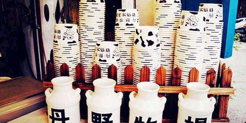 新竹橫山美食   丹野牧場 鮮奶冰淇淋 內灣老街美食 冰淇淋專賣店