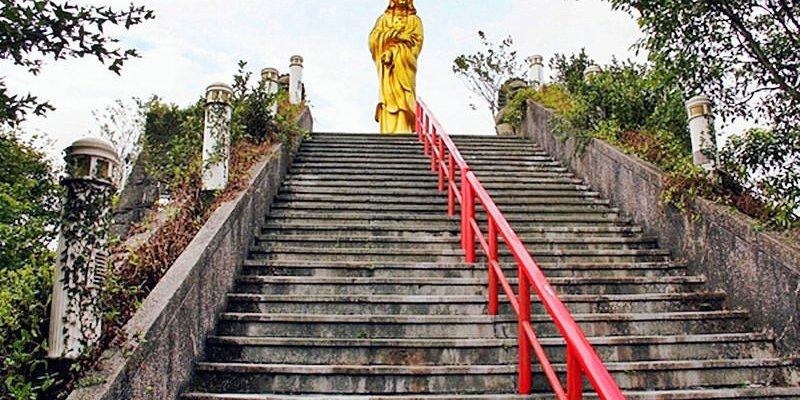 新北坪林景點   觀音臺 北臺灣地區最高的青銅製觀音像