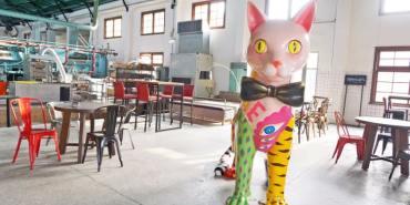 嘉義西區景點 | 嘉義文化創意產業園區 創業紮根 產業新生 文創培育