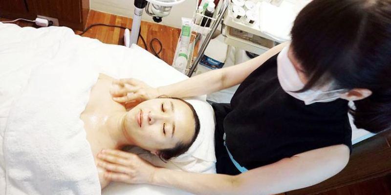 台中南屯臉部保養 自然美 Natural Beauty 台中大墩旗艦店 身體紓壓 重現肌膚美麗