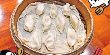 台中西區美食   八通蒸餃 精誠路美食 45年的老字號 台灣傳統小吃