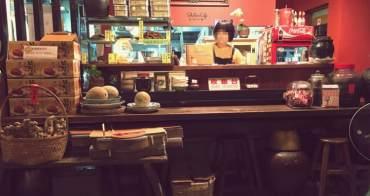 台中西屯美食 | 豬頭担之台灣雜菜麵 別看裝潢就以為貴桑桑 好平價的古早味美食 復古特色好吸睛 中餐限定飯盒 最佳伴手禮豬腳禮盒