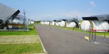 新北市八里文化公園露營區 Campinginbali 泡泡窩 Bubble WOW 不管是野餐 露營住宿 純聊天吃美食 通通都沒問題啦