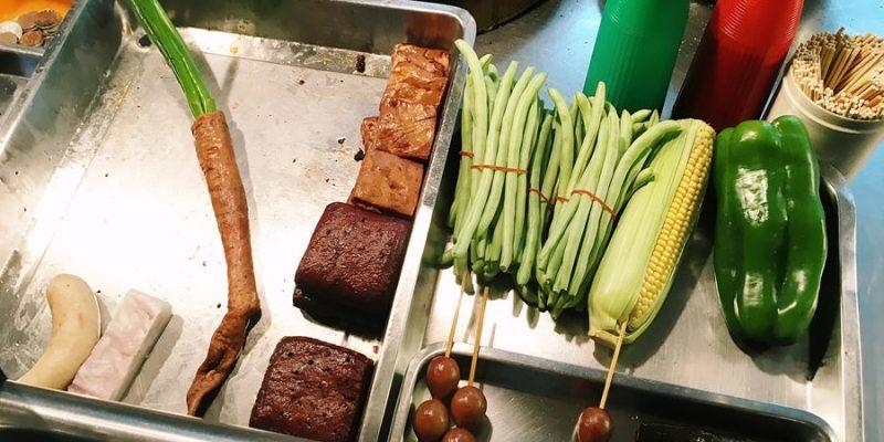 台中西區美食 阿田東山鴨頭 向上市場 中美街宵夜 重口味的香氣 當下酒菜超涮嘴 平價美味