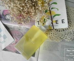 [邀稿] THREE平衡潔顏油♥肌膚回歸油水平衡自然健康透亮