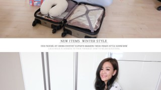 [收納] 女孩行李收納大PK! ♥ 寵愛自己旅行小物特蒐