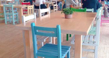 北海岸咖啡廳推薦▌舒服又享受!在石門「白日夢Tea & Café」遠的要命國小發個白日夢、喝咖啡(北海岸景點、北海岸一日遊)適合親子同遊