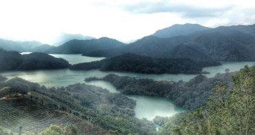 台北石碇景點▌仙境「石碇千島湖」很美,但是真的不好停車/石碇老街吃的不多/石碇千島湖怎麼去/千島湖公車