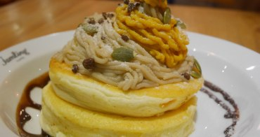 信義安和美食|入口即化超好吃厚鬆餅♥「Jamling cafe」:甜鹹都好吃,日本道地來台鬆餅@捷運信義安和站(信義安和鬆餅、大安區鬆餅)