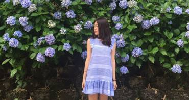 韓貨網拍|絕美洋裝,穿著「U.SOUL」迎接夏日 夏日復古毛球編織包