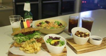 南京復興站美食|超平價咖啡廳!「Hemera Cafe」 比利時進口沙拉醬@捷運南京復興站