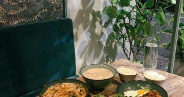六張犁站美食 Santal 29:意外好吃!韓式咖啡廳吃創意泰式料理,不限時聚會餐廳@捷運六張犁站美食
