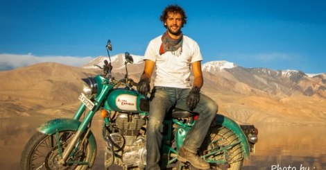 現代摩托車日記-關於500天的冒險