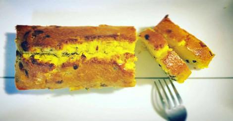 只要這些材料,妳也可以做出幸福感十足的百香果磅蛋糕!