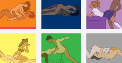 【性】什麼星座適合什麼體位!12星座的性愛姿勢