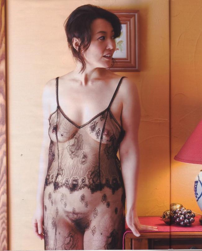 【ヌード画像】熟女の美しさが奇跡の領域w(30枚) 16